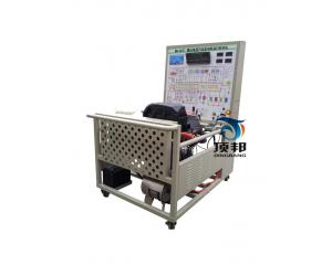 捷达电控汽油发动机运行实训台