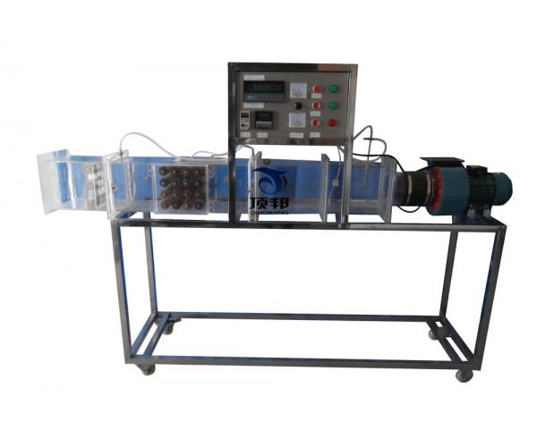 强迫对流管蔟管外放热系数测试装置