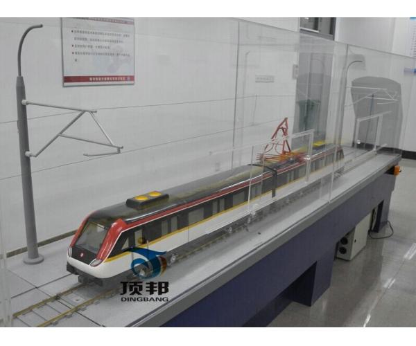 城市轨道交通车辆结构实训模型设备