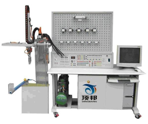 气动PLC控制实验装置(带机械手)