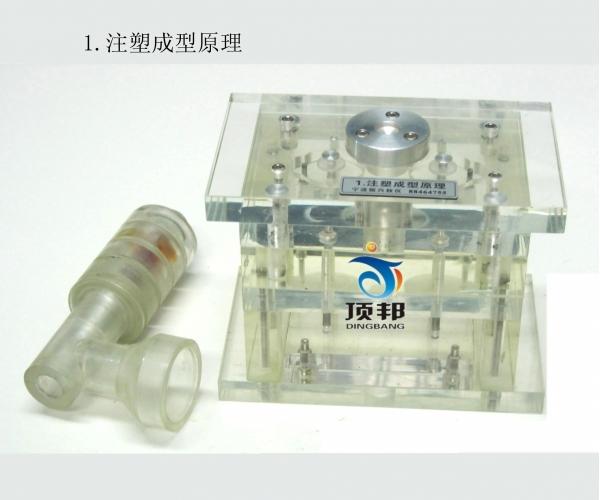 塑料成型式艺与模具设计模型