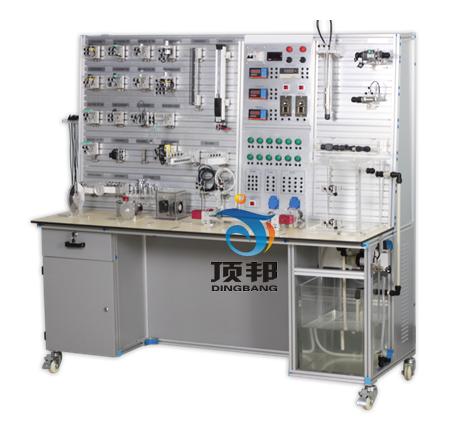 工业传感器检测及控制实训台
